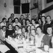Landesk. Gemeinschaft Hohenstein-Ernstthal 1925 - Die Versammlungen werden im Hinterhaus der Fam. Layritz in der Bergstraße abgehalten