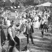 Landesk. Gemeinschaft Hohenstein-Ernstthal 1931 - Ein Kinderfest auf dem noch unbebauten Gelände