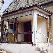 Landesk. Gemeinschaft Hohenstein-Ernstthal 2003 - Umbau und Neubau: Abriss Vorhaus